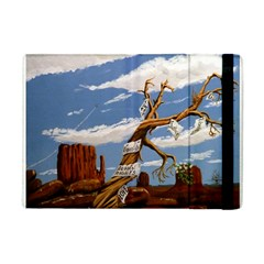 Acrylic Paint Paint Art Modern Art Apple Ipad Mini Flip Case