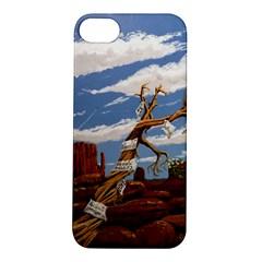 Acrylic Paint Paint Art Modern Art Apple Iphone 5s/ Se Hardshell Case