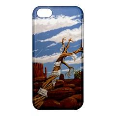 Acrylic Paint Paint Art Modern Art Apple Iphone 5c Hardshell Case