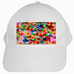 Background Abstract White Cap