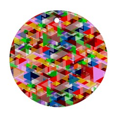 Background Abstract Ornament (Round)