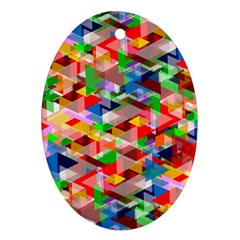 Background Abstract Ornament (oval)
