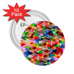 Background Abstract 2 25  Buttons (10 Pack)