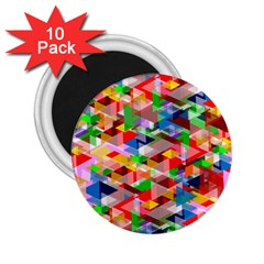 Background Abstract 2 25  Magnets (10 Pack)