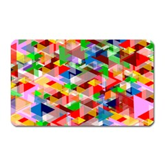Background Abstract Magnet (Rectangular)