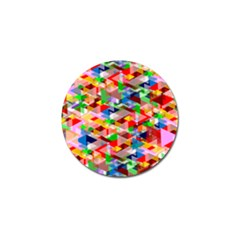 Background Abstract Golf Ball Marker (10 Pack)