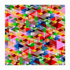 Background Abstract Medium Glasses Cloth (2 Side)