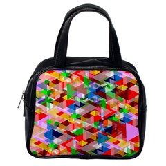 Background Abstract Classic Handbags (One Side)