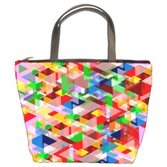 Background Abstract Bucket Bags