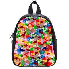 Background Abstract School Bags (small)