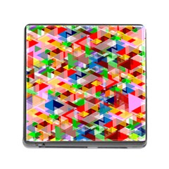 Background Abstract Memory Card Reader (square)