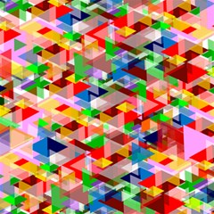 Background Abstract Magic Photo Cubes