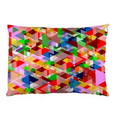 Background Abstract Pillow Case (Two Sides)