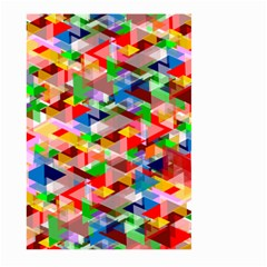 Background Abstract Large Garden Flag (two Sides)