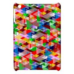 Background Abstract Apple Ipad Mini Hardshell Case