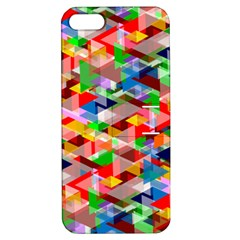 Background Abstract Apple Iphone 5 Hardshell Case With Stand