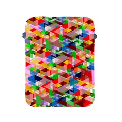 Background Abstract Apple Ipad 2/3/4 Protective Soft Cases