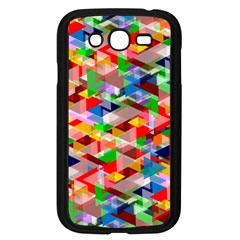 Background Abstract Samsung Galaxy Grand Duos I9082 Case (black)