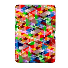 Background Abstract Samsung Galaxy Tab 2 (10 1 ) P5100 Hardshell Case