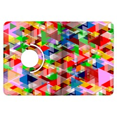 Background Abstract Kindle Fire Hdx Flip 360 Case