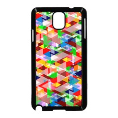 Background Abstract Samsung Galaxy Note 3 Neo Hardshell Case (black)