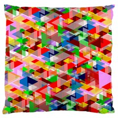 Background Abstract Standard Flano Cushion Case (two Sides)