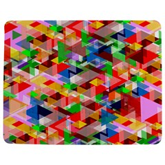 Background Abstract Jigsaw Puzzle Photo Stand (rectangular)