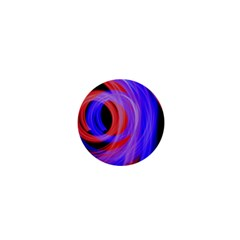Background Blue Red 1  Mini Magnets