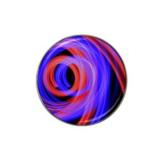 Background Blue Red Hat Clip Ball Marker (10 Pack)