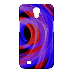 Background Blue Red Samsung Galaxy Mega 6.3  I9200 Hardshell Case