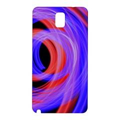 Background Blue Red Samsung Galaxy Note 3 N9005 Hardshell Back Case