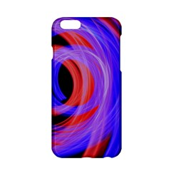 Background Blue Red Apple Iphone 6/6s Hardshell Case