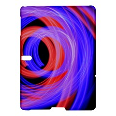 Background Blue Red Samsung Galaxy Tab S (10 5 ) Hardshell Case
