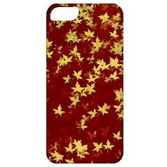 Background Design Leaves Pattern Apple Iphone 5 Classic Hardshell Case