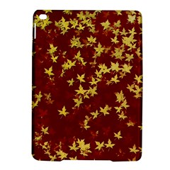 Background Design Leaves Pattern Ipad Air 2 Hardshell Cases