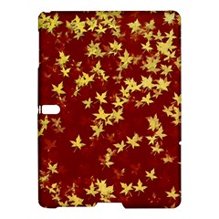 Background Design Leaves Pattern Samsung Galaxy Tab S (10 5 ) Hardshell Case