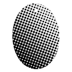 Background Wallpaper Texture Lines Dot Dots Black White Ornament (oval)