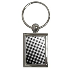 Background Wallpaper Texture Lines Dot Dots Black White Key Chains (Rectangle)