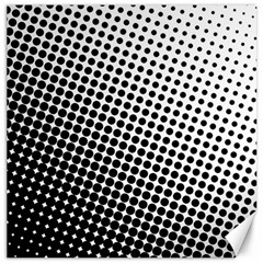 Background Wallpaper Texture Lines Dot Dots Black White Canvas 20  X 20