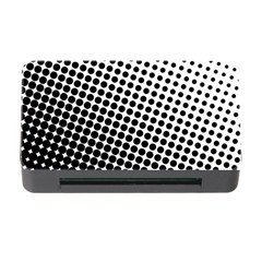 Background Wallpaper Texture Lines Dot Dots Black White Memory Card Reader With Cf