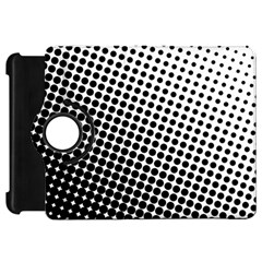 Background Wallpaper Texture Lines Dot Dots Black White Kindle Fire Hd 7