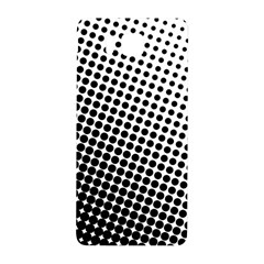 Background Wallpaper Texture Lines Dot Dots Black White Samsung Galaxy Alpha Hardshell Back Case