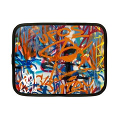 Background Graffiti Grunge Netbook Case (small)