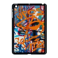 Background Graffiti Grunge Apple Ipad Mini Case (black)