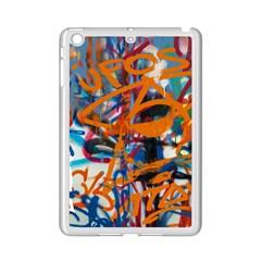Background Graffiti Grunge Ipad Mini 2 Enamel Coated Cases