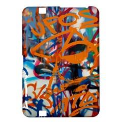 Background Graffiti Grunge Kindle Fire Hd 8 9