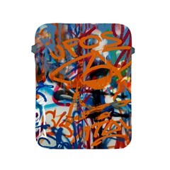 Background Graffiti Grunge Apple Ipad 2/3/4 Protective Soft Cases