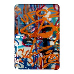 Background Graffiti Grunge Samsung Galaxy Tab Pro 12 2 Hardshell Case