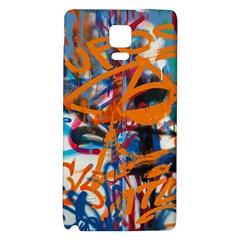 Background Graffiti Grunge Galaxy Note 4 Back Case