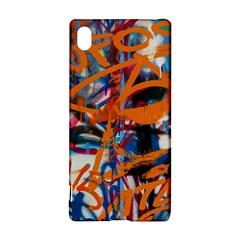 Background Graffiti Grunge Sony Xperia Z3+